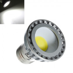 E27 COB 3W White 80-265V LED Spot light Lamp Bulb Light 80-265V