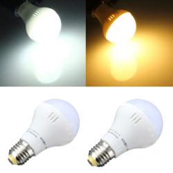 E27 Sparepære LED Pære Lys Lampe 7W SMD 5630 Hvid / Varm Hvid AC 220V