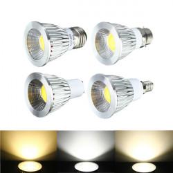 E27 / GU10 / E14 / B22 4W COB LED Dimmable Downlight Lampen Spotlight AC 85V 265V
