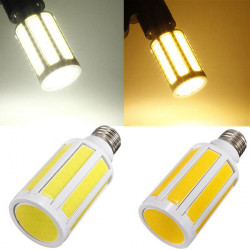 E27 LED Bulb 12W COB AC 220V Warm White/White Corn Light Bulbs
