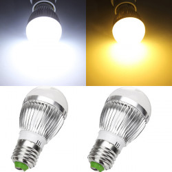 E27 LED Bulb 3W SMD 5730 Warm White/White Globe Light AC 220V
