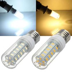 E27 LED Pære 4.5W Varm Hvid / Hvid 36 SMD 5730 AC 220V Corn Lys
