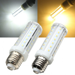 E27 LED Bulb 7W White/Warm White 46 SMD 2835 Corn Light Lamp 110-240V