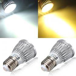 E27 LED Leuchtmittel 5W Weiß 500LM Punkt Glühlampe LED Lampe Wechselstrom 85 265V