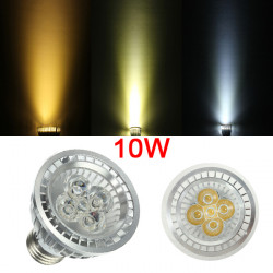 E27 PAR20 5LED 10W 600-720LM Non-dimmable Light Bulbs 60 Degree