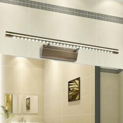 Europæiske Retro Bronze 5W LED Spejl Lys Hjem Badeværelse Væglampe