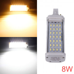 G24 8W Ultra Bright 28 SMD 5630 AC 85-265V LED Corn Light Bulb