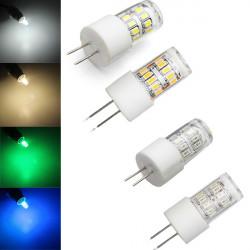 G4 2W 160LM Warm White/White 3014 SMD 27 LED Corn Bulbs AC200-240V
