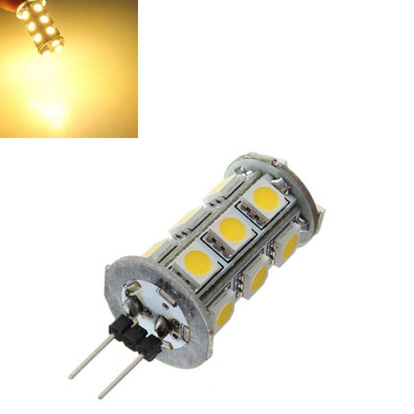 G4 3W 18 SMD LED warme weiße Helligkeit 5050 Chip LED Lampen LED Lampen