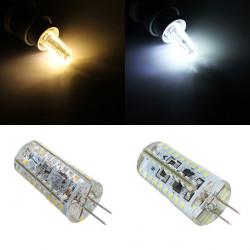 G4 3W Hvid / Varm Hvid 72 SMD 3014 Dæmpbar LED Corn Pærer 220-240V