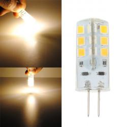 G4 LED Pære 2,5 W 24SMD 3528 Varm Hvid Corn Pære DC 12V