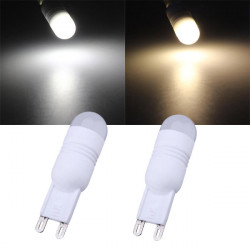 G9 1.7W warmes Weiß / Weiß 3 SMD 5730 220 LED Glühlampe
