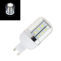 G9 3.5W White 300-350LM 3528 SMD 27 LED Corn Bulb AC 85-265V