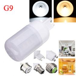 G9 3.5W White/Warm White 380LM 5730SMD 24 LED Corn Light Bulbs AC110V