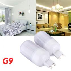 G9 3.5W weißes / warmes Weiß 420LM 5730SMD LED Mais Birne Wechselstrom 12V