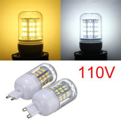 G9 3W Warm White/White 48 LED 2835 SMD Corn  Light Bulb Lamp 110V