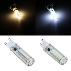 G9 3W White/Warm White 70 SMD 3014 Dimmable LED Corn Light Bulb 220-240V