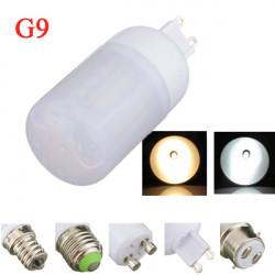 G9 4W 5730SMD White/Warm White LED Corn Lights Bulb Ivory Cover 110V