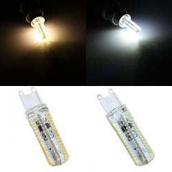 G9 4W White/Warm White 120 SMD 3014 Dimmable LED Corn Light Bulb 220-240V