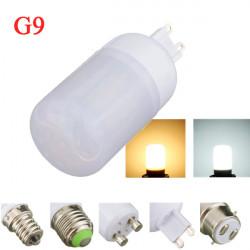 G9 4W Hvid / Varm Hvid 5730SMD LED Corn Pære Lys Ivory Cover 220V