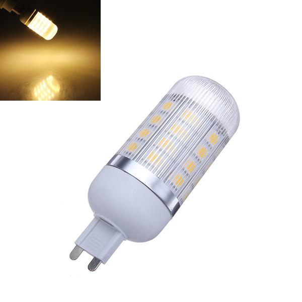 G9 5W 450-500LM Warm White 36 SMD5050 LED Light Corn Bulbs AC85-265V LED Light Bulbs