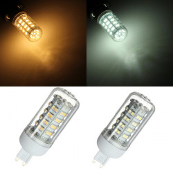 G9 5W 66 SMD 3528 LED High Power Spot Down Light Lamp Bulb 220V