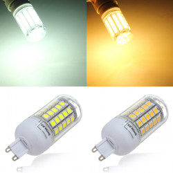 G9 6W 708LM 59 SMD 5050 LED Energy Saving Corn Light Bulb AC 220V
