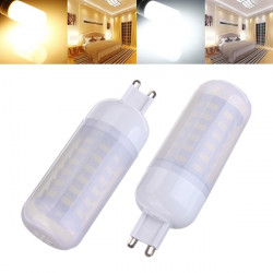 G9 6W White/Warm White 5730SMD LED Corn Bulb Frosted Cover AC 110V