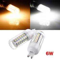 G9 950LM 6W 5730SMD 56 LED Energy Saving Corn Light Bulb Lamp 220V
