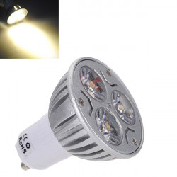 GU10 3W 240LM Warm White Energy Saving LED Light Bulb AC 85-265V