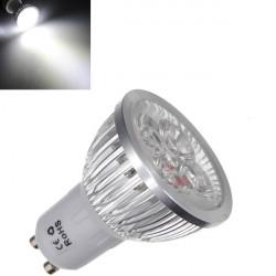 GU10 4W 360Lm Cool White LED Spot light Bulb Lamp AC 220V