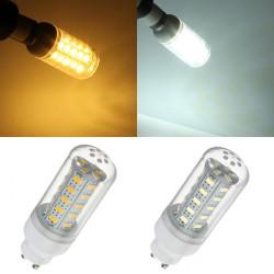 GU10 7W 36 LED 5730SMD weiße / warme weiße Mais Licht Lampen Birnen 220V