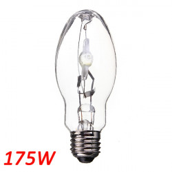 MH 175W Metal Halide ED17 E26 Medium Base Ljus Lampa 220V