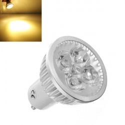 MR16 4W LED Licht warmes Weiß Energiesparlampe Birnen 12V