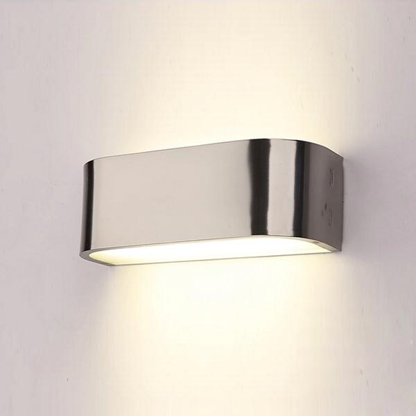 Moderne Minimalistisk Aluminum LED Væglampe Soveværelse Aisle Porch Lys Væglamper