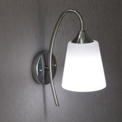 Modern Minimalist Fashion Vägglampa för Sovrum Säng Aisle Ljus