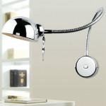 Moderne Swing Arm Wandleuchte flexibler Schlauch Spiegel Badezimmer Schlafzimmer Licht Wandleuchten / Wandlichter