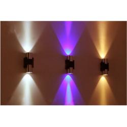 Moderne auf und ab LED Wand Licht Nachtlichteffekt Spot Licht