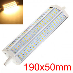 R7S 15W Warm White 1300 1350LM 180 SMD 3014 LED Lampen AC90 265V