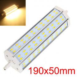 R7S 18W 1700-1750LM Warm White 60 SMD 5630 LED Light Bulbs AC100-265V