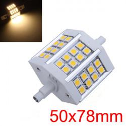 R7S Base 5W Warm White 24 SMD 5050 LED Light Lamp Bulbs 85-265V