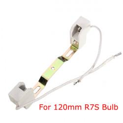 R7S BasGlödlampa Sockel Lamphållare 140mm för R7S Lampor