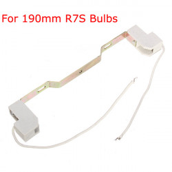 R7S Base Bulb Socket Lamp Holder 210mm for R7S Bulbs