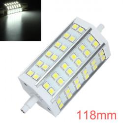 R7S LED Birnen 8W 118mm Weiß Wechselstrom 85 265V 36 SMD 5050 Mais Glühlampe