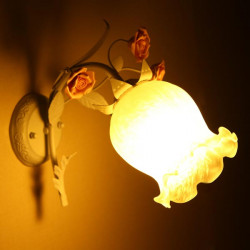 Rustik Brief Fashion Væglampe for Aisle Badeværelse Spejl Belysning