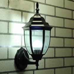 Enkel Stil Antik Starlight Vattentät Vägglampa Utomhus Balkong