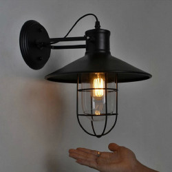 Vintage RH Loft Industrial Wall Light Edison Wall Lamp For Bar Cafe
