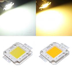 100W Vit / Varm Vit Hög Brightest LED Lampa Chip 32-34V