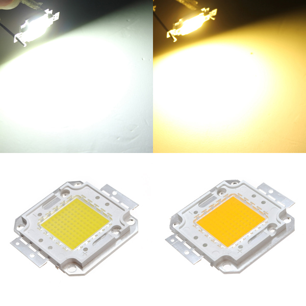 100W White/Warm White High Brightest LED Light Lamp Chip 32-34V LED Lighting