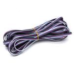 10M 5-Pin LED RGB Strip Forlængerkabel Wire for 5050/3528 Strips LED Bånd / Lysbånd